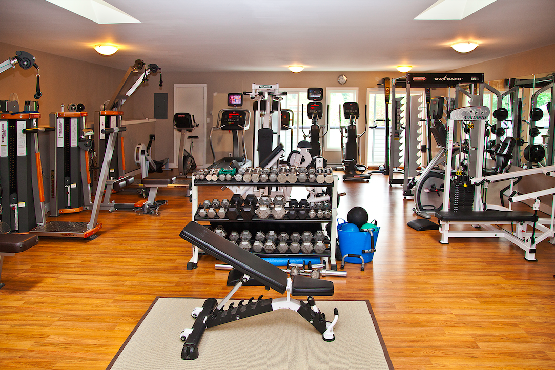 Fitness Studio Welcome